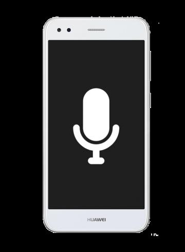 Reparação Microfone – Huawei P8