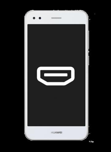 Reparação Porta de Ligação – Huawei P10 Lite