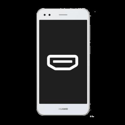 Reparação Porta de Ligação – Huawei Mate 10 Lite