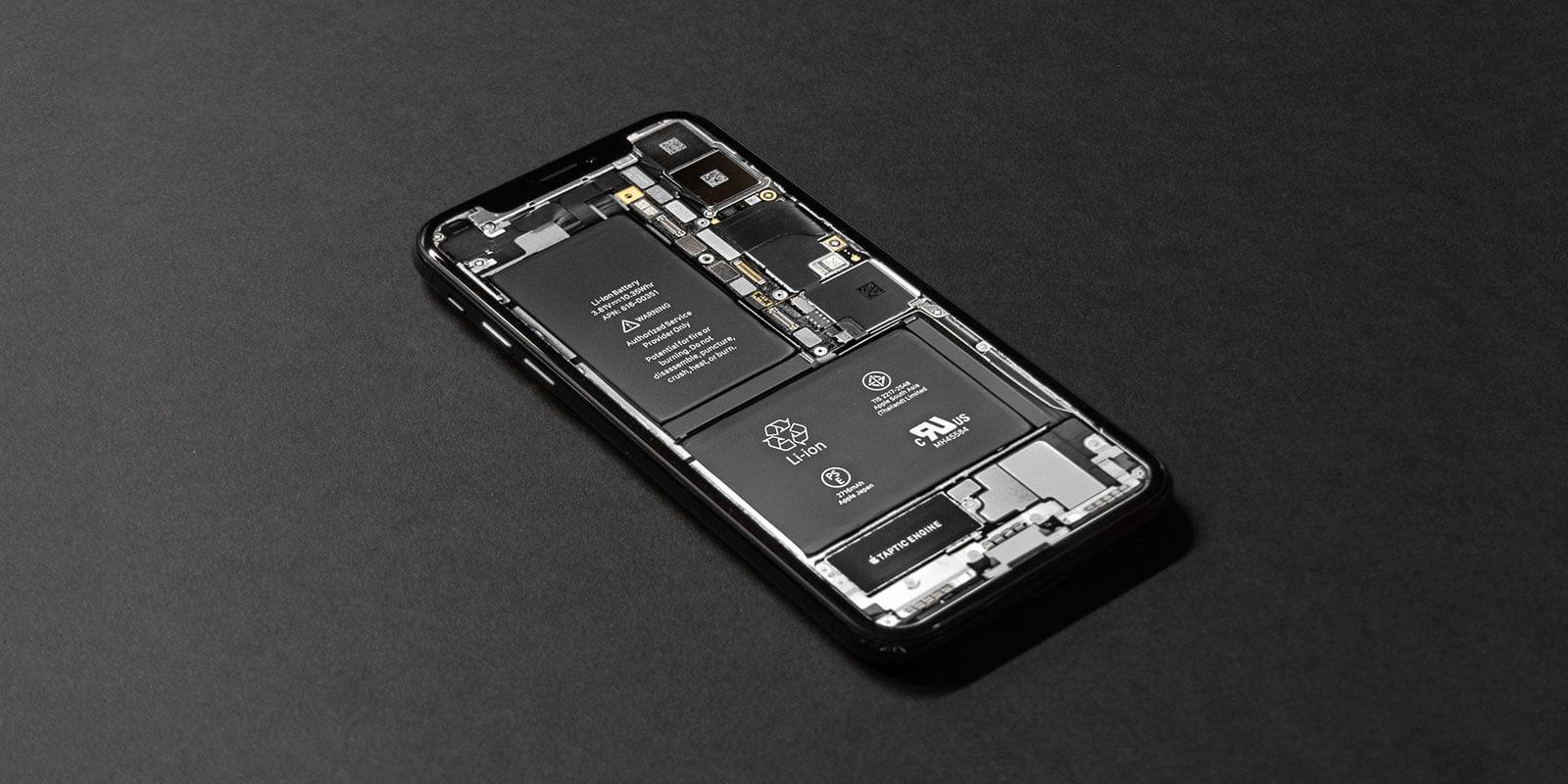 iphone bateria