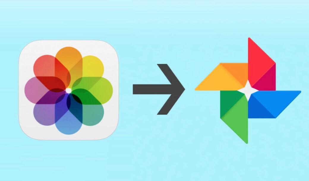 Exportar fotos do iCloud para Google Photos (Dicas Apple)