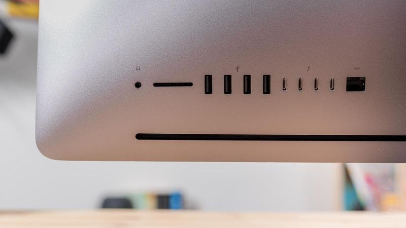 Portas de Conexão do Mac não funcionam (Sintomas)
