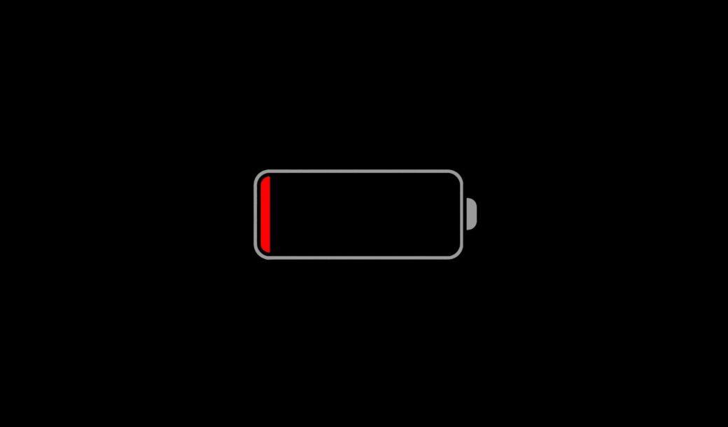 Bateria do iDevice não carrega (Sintomas)