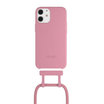 Woodcessories - Change iPhone 12 mini (coral pink)
