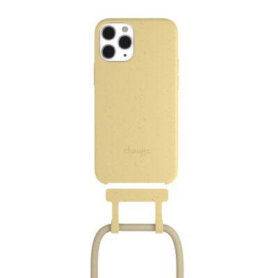 Woodcessories - Change iPhone 12/12 Pro (citrus yellow)